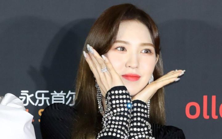 Penampilan Baru Wendy Red Velvet Dengan Rambut Pendek