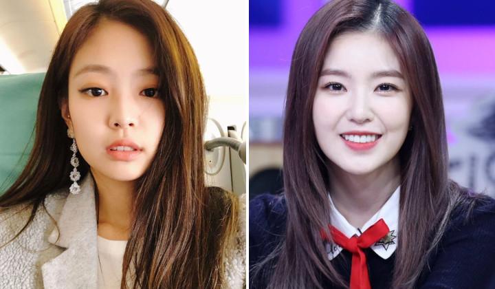 Gaon Chart Awards 2019 : Keakraban Irene Red Velvet Dan Jennie Black Pink Membuat Fans Dan Netter Gemas