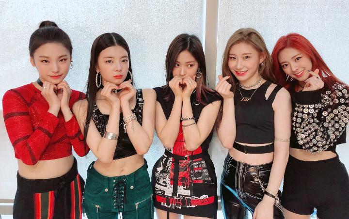 ITZY Menjadi Ikon Stylist Black Pink Di JYP Entertainment