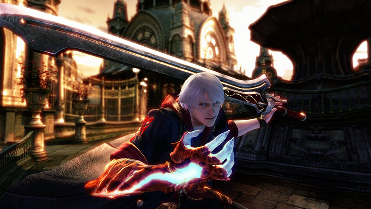 Review: Devil May Cry 4