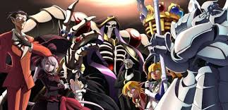 Review Anime: Overlord !